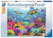Ravensburger Tropical Waters 500 Pc