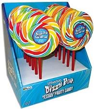 Twirl Dizzy Pops