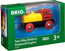 Brio Two Way Battery Powered Engine 33594