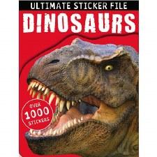 Ultimate Sticker File Dinosaur
