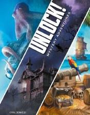 Unlock Mystery Adventures Space Cowboys