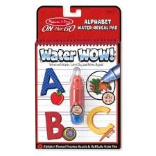 Melissa & Doug Water Wow Alphabets