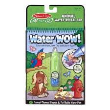 Melissa & Doug Water Wow Animals