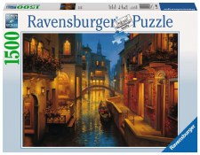 Ravensburger 1500pc Water Of Venice
