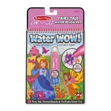 Melissa & Doug Water Wow Fairy Tale