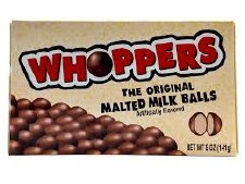 Whoppers Theatre Size