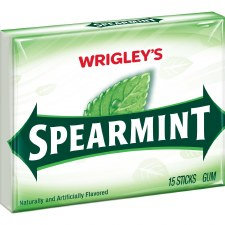 Wrigleys Spearmint Gum