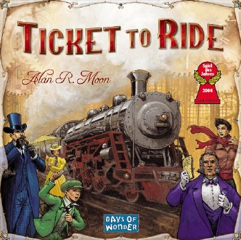 Ticket To Ride Classic
