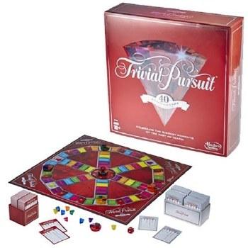 Trivial Pursuit 40th Ann