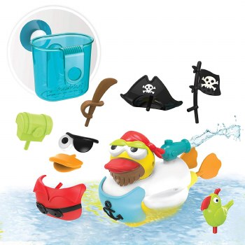 Yookidoo Jet Duck Creat A Pirate