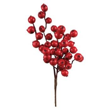 "12"" Crabapple Pick- Red"
