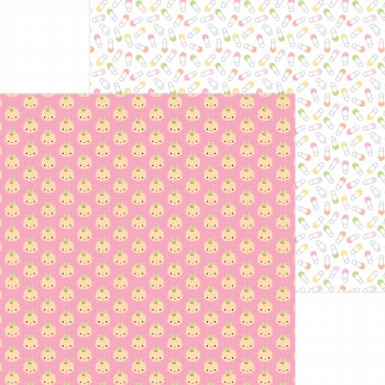 Bundle of Joy 12x12 Paper - Baby Girl