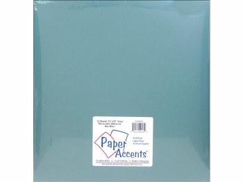12x12 Removeable Matte Vinyl- Bay Blue