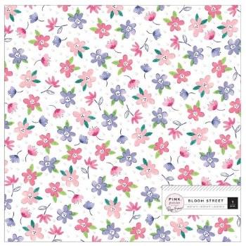 Bloom Street 12x12 Acetate Sheet