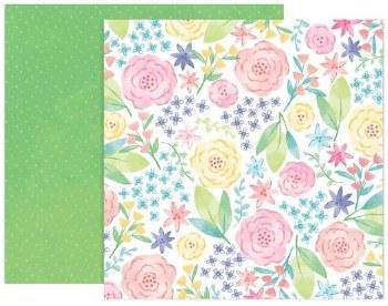 Bloom Street 12x12 Paper- 12