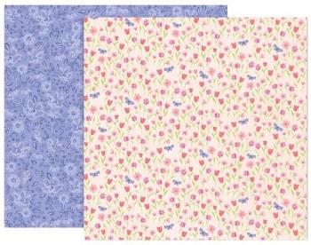 Bloom Street 12x12 Paper- 03