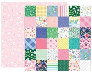 Bloom Street 12x12 Paper- 07
