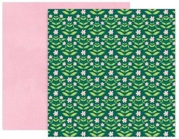 Bloom Street 12x12 Paper- 09