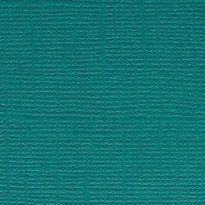 12x12 Blue Textured Cardstock- Blue Calypso
