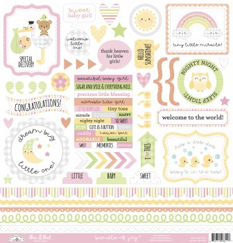 Bundle of Joy Stickers - This & That