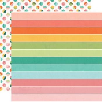 Hey Crafty Girl 12x12 Paper- Crafty & Happy
