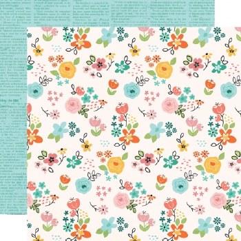Hey Crafty Girl 12x12 Paper- DIY Queen