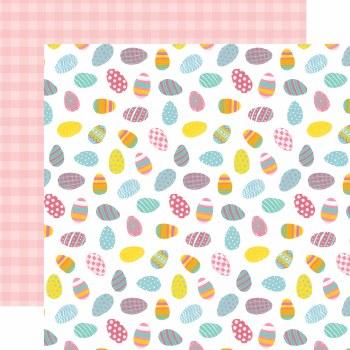 I Love Easter 12x12 Paper- Eggscellent