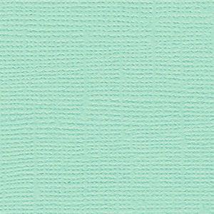 12x12 Blue Textured Cardstock- Patina