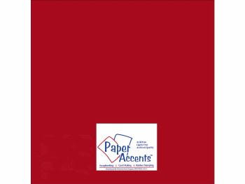 12x12 Removeable Matte Vinyl- Red
