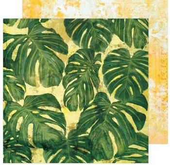 Art Walk 12x12 Paper- Tropics