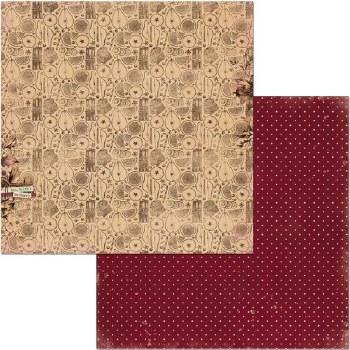 Christmas Treasures 12x12 Paper- Wassail