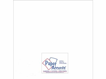 12x12 Removeable Matte Vinyl- White