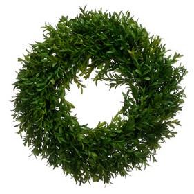 """Wreath- Tea Leaf, 14"""""""