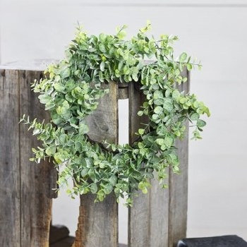 Eucalyptus Wreath, 15""
