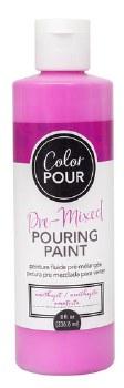 Color Pour Pre-Mixed Pouring Paint, 16oz- Amethyst
