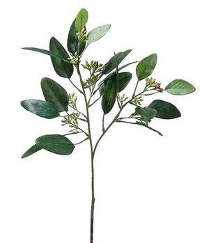"""Seeded Eucalyptus Spray, 18"""""""