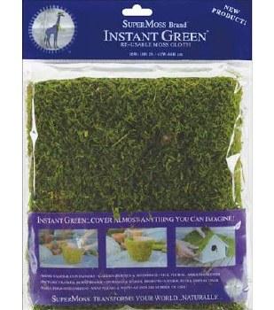 """SuperMoss Instant Green Moss Mat- 18""""x16"""""""