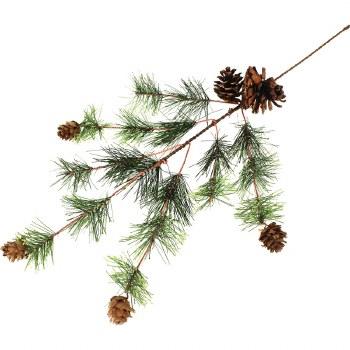 """20"""" Mountain Brush Pine Spray"""