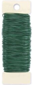 Wire, 22 Gauge- Green