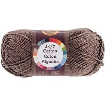 24/7 Cotton Yarn- Cafe Au Lait
