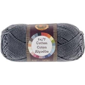 24/7 Cotton Yarn- Charcoal