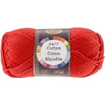 24/7 Cotton Yarn- Red