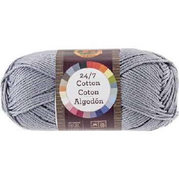 24/7 Cotton Yarn- Silver