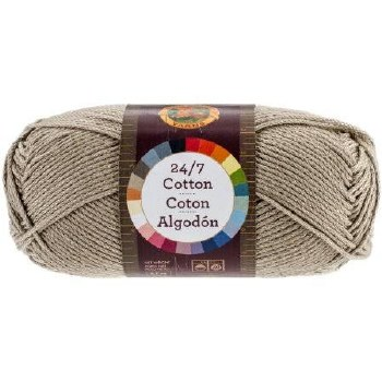 24/7 Cotton Yarn- Taupe
