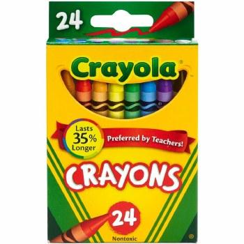 Crayola Crayons- 24ct