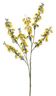 "Baby Blossom Spray, 27""- Yellow"