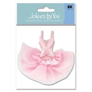 Jolee's Dance Dimensional Embellishments- Ballet Tutu