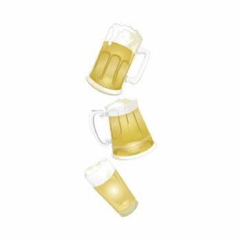 Jolee's Food & Drink Dimensional Embellishments- Beer