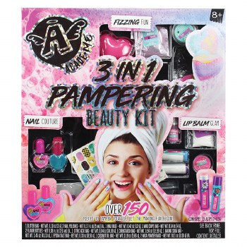 3-in-1 Pampering Beauty Kit