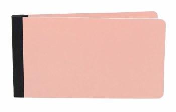 Sn@P! 4x6 Flipbook- Blush